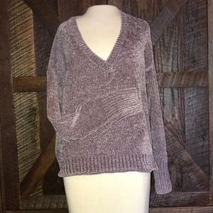 Light purple MUDD sweater sz S. INCREDIBLY SOFT!!